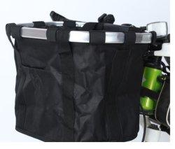 Zaino esterno del sacchetto dell'animale domestico del sacchetto di elemento portante della parte anteriore della bici dell'elemento portante del blocco per grafici della lega di alluminio dello zaino della bicicletta del cestino della bicicletta del sacchetto della bici