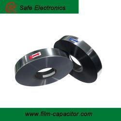 4 мкм и шириной 35 мм на основе металлических полипропиленовая пленка для конденсаторов с помощью