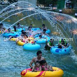 Équipement de plein air pour l'eau de la rivière paresseuse de Rafting Park