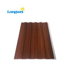 Holzfarben-Formblech für Baugebäude PVC Wandverkleidungen PVC-Deckenplatte