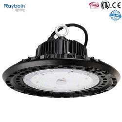 100 W 120 W 用 UFO LED ハイベイライトの卸売価格 150 W 200 W 250 W 300 W 産業用ワークショップ倉庫工場照明 CE ETL SAA