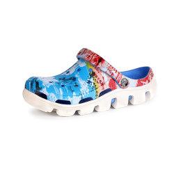 고품질 미끄럼 방지 남성용 유니섹스 가든 에바 나막스 신발 슬리퍼 샌들