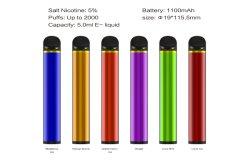 2800puffs إلى 3300 أطواق 8ML قابلة لإعادة الشحن قلم القرد القابل للاستخدام