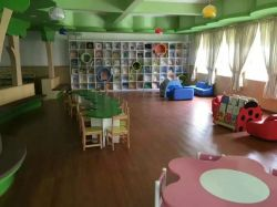Kids Cartoon Estante estante, Biblioteca Escolar endereços rack, creche e mobiliário escolar, mobiliário Playroom, Visor de madeira crianças para estante de livros