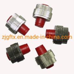 Оптическое волокно FC переменной оптического аттенюатора 0~30дб для оптоволоконной системы электросвязи, мощные надежность источника света