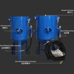高圧機械Bz800はガラスに剃ることのためのサンドブラスト機械を乾燥する