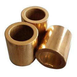 O bronze sinterizado de um pó da bucha do rolamento