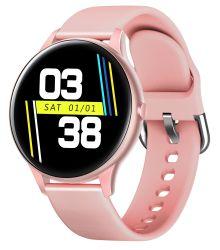 La fréquence cardiaque de la pression artérielle en oxygène du sang de la chaleur animale Produit de santé de détection de K2 Smartwatch NFC regarder pour les écoliers