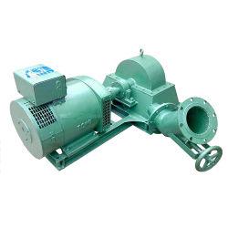 Generador de imán permanente mini planta de energía de 100kw