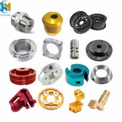Acciaio inox personalizzato/metallo/alluminio/Ottone/titanio/rame/ABS/POM/HDPE parte di lavorazione CNC anodizzata per accessori automobilistici/elettrici/macchine/medicali/auto