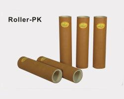 Pbo Rolete de feltro Industrial de fibra para linha de extrusão de perfis de alumínio resistência a temperatura de 600