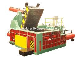 Kupferne Stahlballenpreßaluminiummaschine des hydraulischen Schrott-Y81t-250