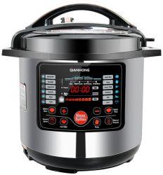 4L/5L/6L/8L/10L/12L Home Kitchen aparelho 12-em-1 rápida/lenta de pressão elétrica panela elétrica de arroz, panela elétrica de arroz, Panela de pressão com CB/CE/EMC/RoHS