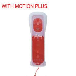 2 Nova em 1 Controlador Remoto Controlo Sem Fios para Nintend Wii com Motion Plus para consola Wii Gamepad remoto Bluetooth