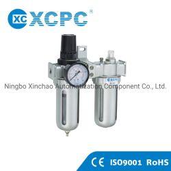 Xcpc pneumatisches Luft-Gerät des Hersteller-China-Lieferant Xs Serien-Filter-Regulator+Lubricator Frl