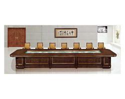مكتب مخصص لغرف الاجتماعات فريق العمل طاولة كبيرة الحجم مكتب مؤتمرات