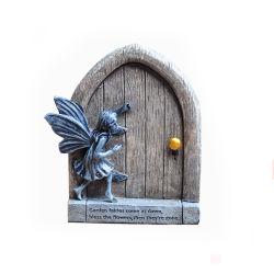 Mestiere esterno del giardino con i mestieri Paintable personalizzati della resina