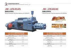 ブロックの煉瓦のための機械機械装置を作る中国の工場価格の赤い粘土の煉瓦ブロック