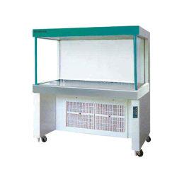 Lampe UV Biometer Débit d'air laminaire propre Banc Bechtop Type horizontal