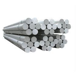 طبقة من الألومنيوم عالي الجودة وقاواس الألومنيوم 6063 6061 ألومنيوم القضيب السبائكي