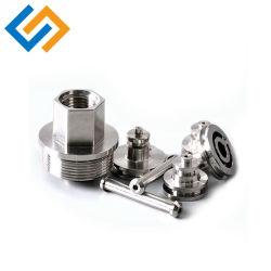 Custom CNC de piezas mecanizadas, prototipado rápido para los proyectos