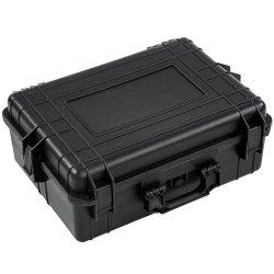 OEM de fábrica resistente al agua y a los golpes de equipos de plástico duro caso Pistola Caja de herramientas con espuma Yfp20-L39