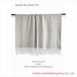 Super suave Manta tejidadurante toda la temporada amorextra mantónuna manta para sofá cama/poliéster reciclado