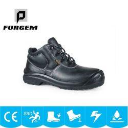 L-026 промышленных Anti-Puncture Src PU/PU обувь для мужчин