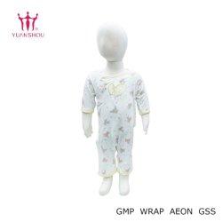 De façon personnalisée coton/kids/enfant de jeune fille/garçon/nourrisson/enfant Vêtement pour bébé avec des impressions à partir de marque du groupe coloré