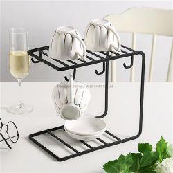 Металлическая подставка для стола держатель кружки кухонных Подстаканник