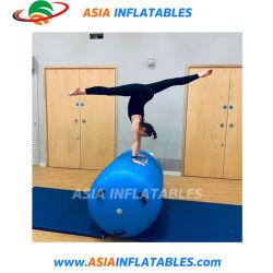 Rodillo de aire inflables entrenamiento Gimnasio Fitness Conjunto de la vía de aire cilindro de aire para los niños y adultos