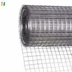 Rete metallica saldata, rete metallica saldata zincata dalla fabbrica cinese, rete metallica saldata rivestita in PVC, pannello a rete metallica saldata