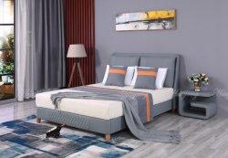 주문 침대 Storge 침대 성숙한 침대 홈 가구 고정되는 침실 가구 2인용 침대 현대 침대 편평한 침대 나무로 되는 침대 분리가능한 침대