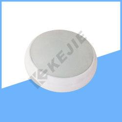 Kejie IP65 LED Redondo Lámpara de techo techo de emergencia de la luz con Sensor de Microondas