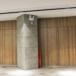 Preço mais barato a borda da placa de madeira maciça dedo placas comum revestimento de paredes