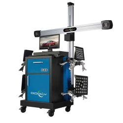 Auto-garageapparatuur Auto-wieluitlijning apparatuur 3D-autowiel Prijs van uitlijnmachine te koop