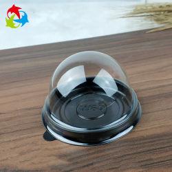 Containers van het Voedsel van de Doos van Cupcake van Clamshell de Duidelijke Plastic