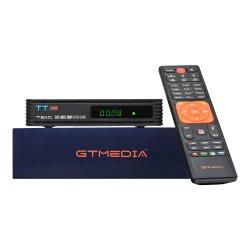 Gtmedia TTプロ1080P完全なHDの中国の工場DVB-T/T2/CableサポートH. 265シンセンDVB TVボックス地球シグナルの受信機ボックス