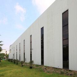 多階の鉄骨構造の衣服または布のプラント研修会または倉庫の建築材料