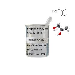 고품질 프로필렌 글리콜 제약 등급 글리세린을 위한 CAS 57-55-6
