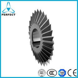 De Dubbele Snijder van het Malen van de Hoek DIN847 HSS voor het Malen van het Aluminium van het Roestvrij staal van het Metaal