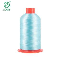 210d/3 panos de nylon de poliéster para a colagem de vidros colados 66 Bonderizado Rosca elástica