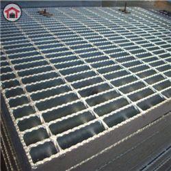 Matériaux de construction métalliques Hot de feux de croisement 30 x 3mm caillebotis en acier galvanisé en provenance de Chine