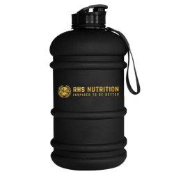 Sports en plastique sans BPA 2.2L protéine bouteille d'eau de boisson de secoueur