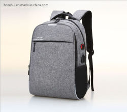 Business Laptop Bag Leisure Oxford USB Ladecomputer Rucksack Tasche