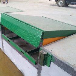Camión de 12 toneladas de almacén de elevación de la rampa Dock