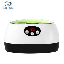 Limpieza de la vibración ultrasónica fabricante 600ml de la máquina para vasos de laboratorio dental, joyería,