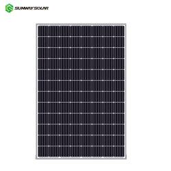 クラスの高品質500Wのモノクリスタル適用範囲が広い太陽エネルギーのパネル