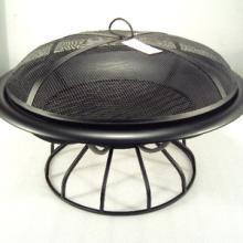 Im Freien runder Gas-Feuer-Vertiefung-Tisch