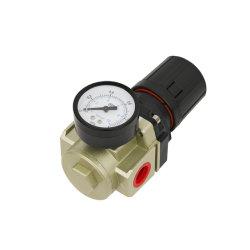 Ar lubrificateur du régulateur de filtre à air de type source Source d'air pneumatique de la machine de traitement Le traitement